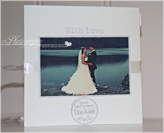 bryllupsvideokort baksiden