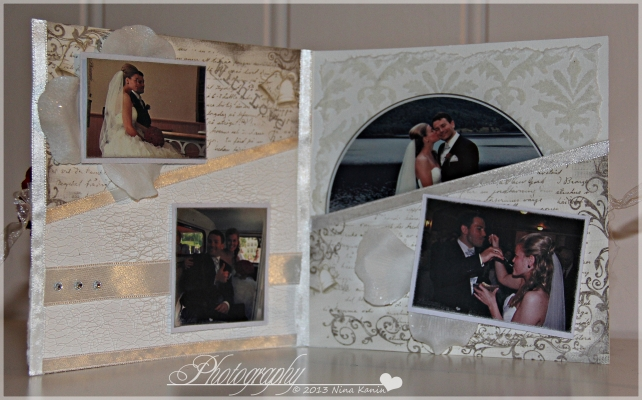 bryllupsvideokort innsiden